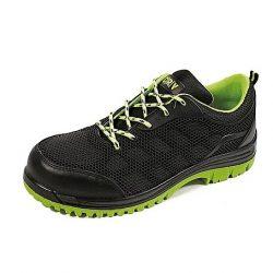 ISSEY S1P cipő fekete-zöld