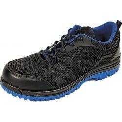 CRV munkavédelmi cipő Coach Low S1P SRC világoskék