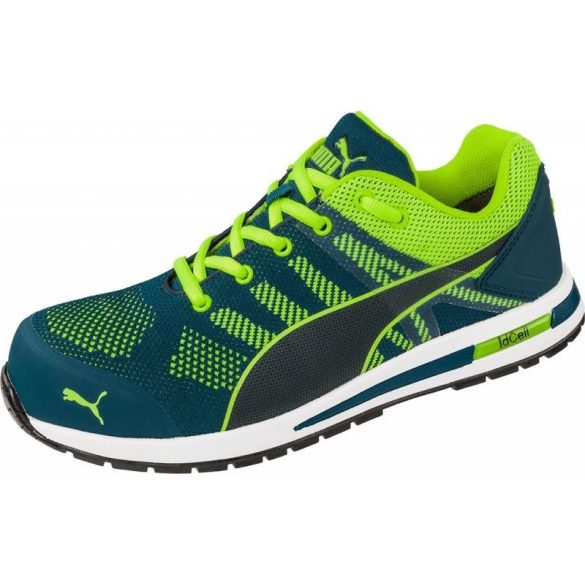 Puma Elevate Knit Green S1P ESD HRO SRC