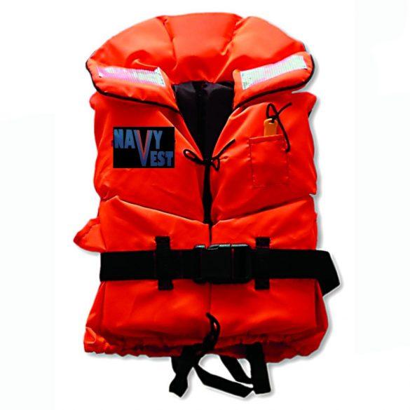 Navyvest mentőmellény 50-70 kg