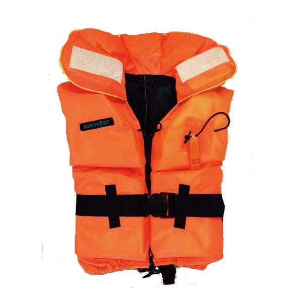 Navyvest mentőmellény 30-50 kg