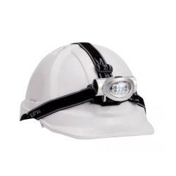 LED fejlámpa - ezüst