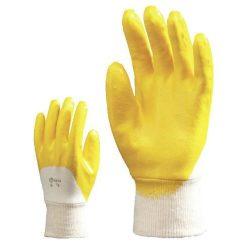 NITRIL LIGHT ECO sárga kesztyű