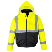 HiVis Value Bomber kabát